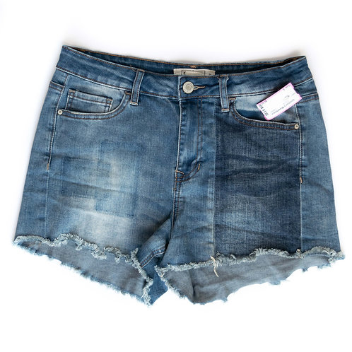 Women's Denim Shorts - 9