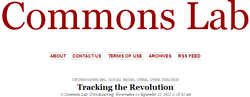 Tracking the Revolution