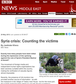 Counting the Victims