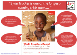 Crowdsourcing Syria Crisis