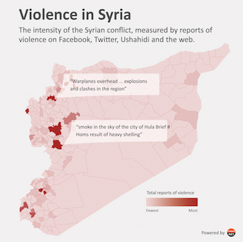 Violence in Syria