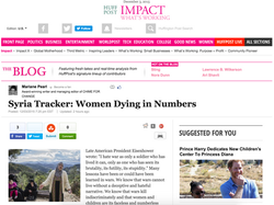 Women Dying in Numbers