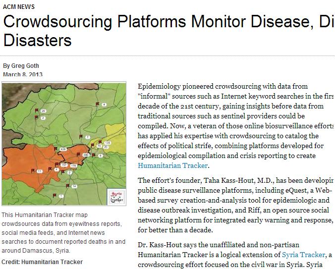 Crowdsourcing Platforms