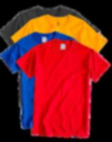 Camisetas estampadas, personalización de camisetas