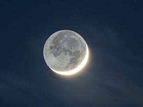 Astroturismo - Calendario Astronómico para el mes de Mayo de 2020