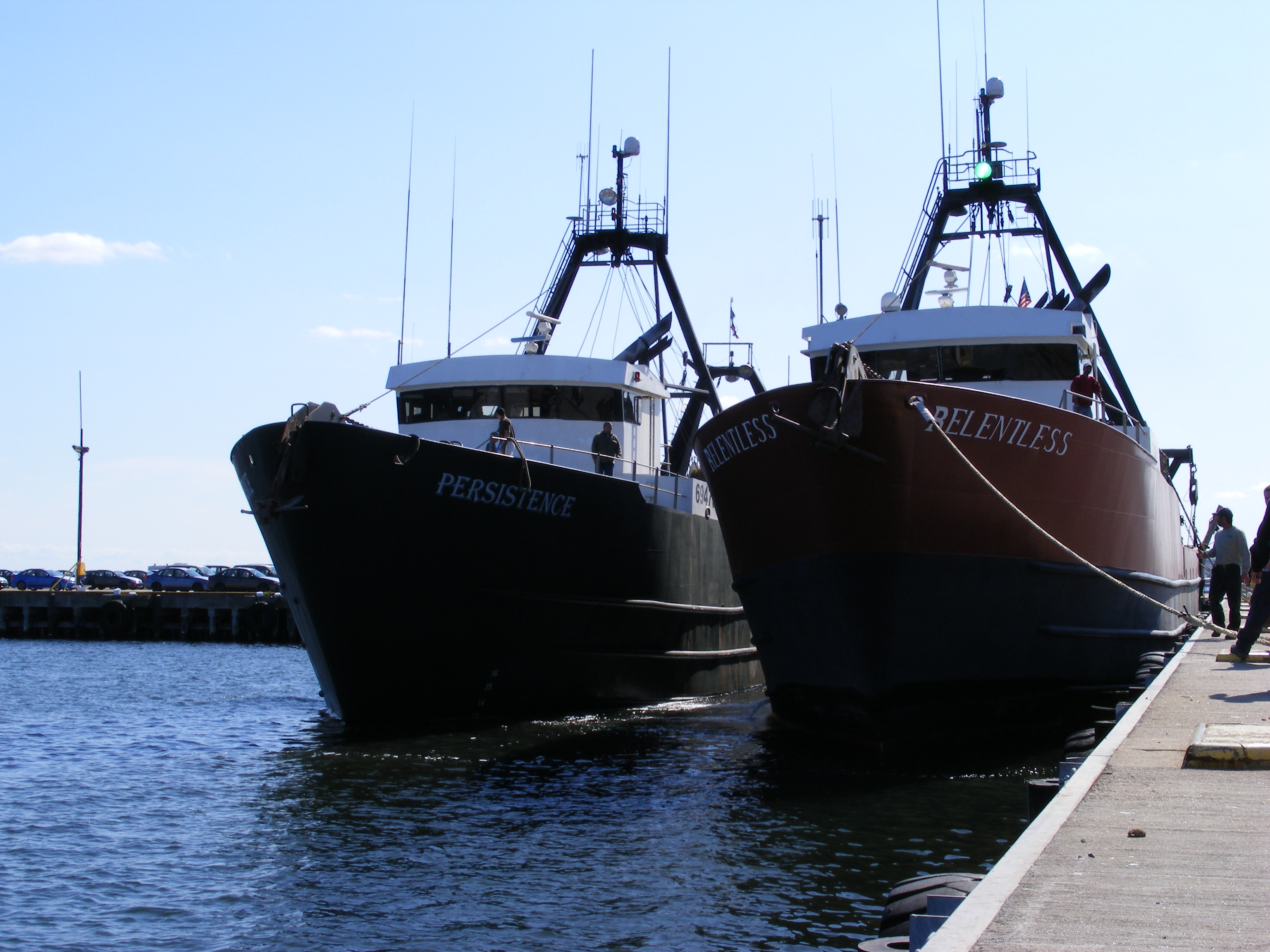 Seafreeze fishing vessels