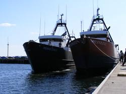 Seafreeze fishing vessels