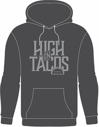 Hoody - Dark Heather Grey