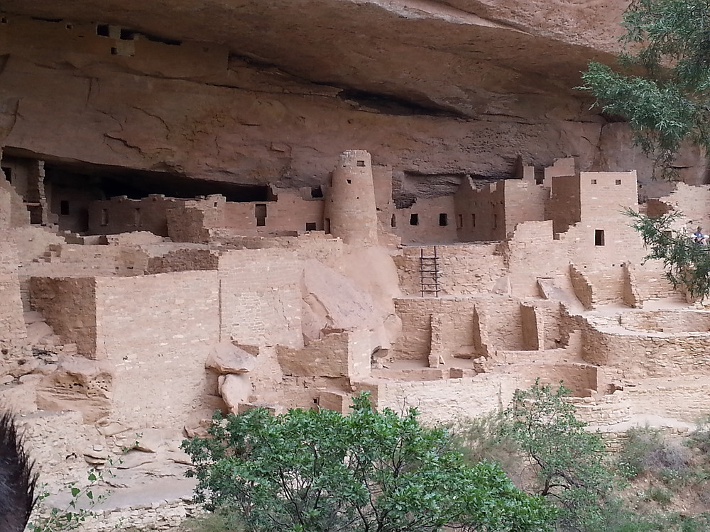 Cliff Palace, Mesa Verde National Park, Driving Down A Dream