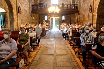 Misa de San Benito en Cambados