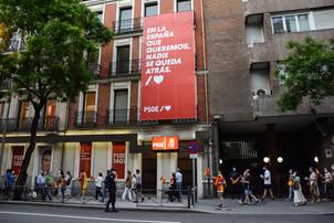 Calle de Ferraz (Argüelles)