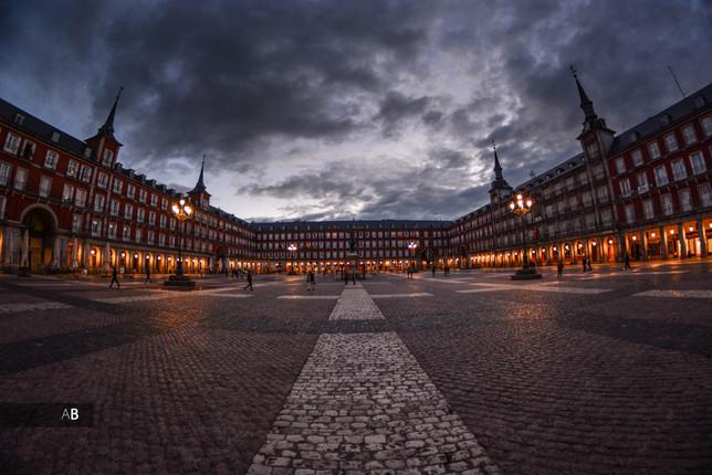 Plaza Mayor (Covid-19)