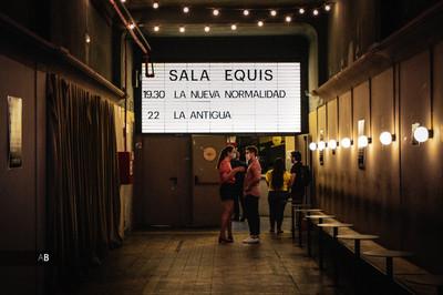 Sala Equis (La Latina)
