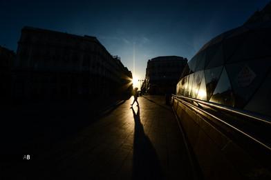 Puerta del Sol (Covid-19)