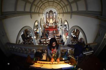 Misa de San Amaro en Vilanova de Arousa