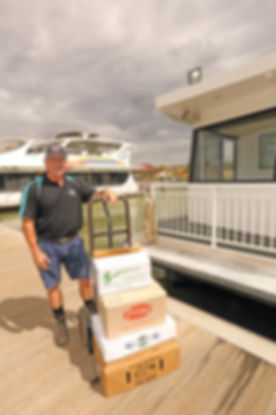 Mallee Meats & More Houseboat Ordering
