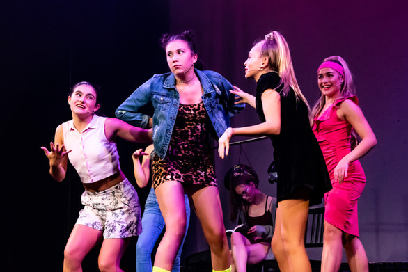 Legally Blonde - Youth Production - Elgiva Theatre