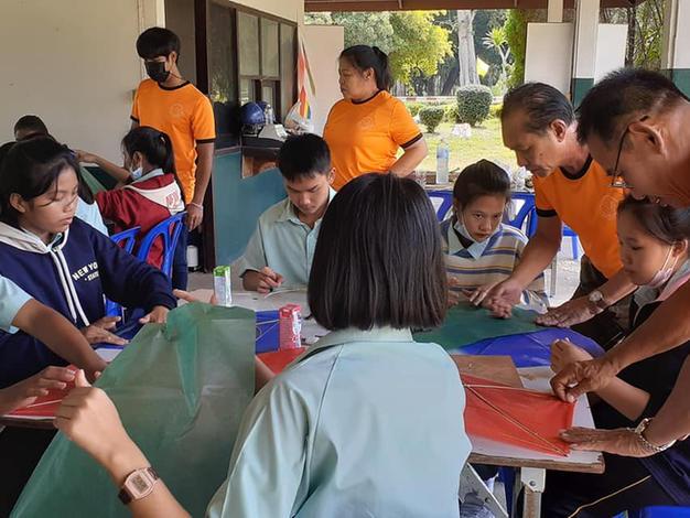 สมาคมกีฬาว่าวไทยจุฬาปักเป้า สนามกอล์ฟเขื