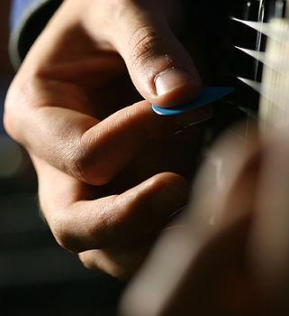 гитара Strumming