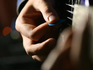 Guitar Finger Tips