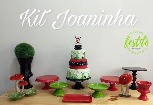 Kit Joaninha