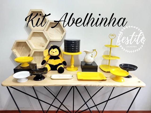 Kit Abelhinha