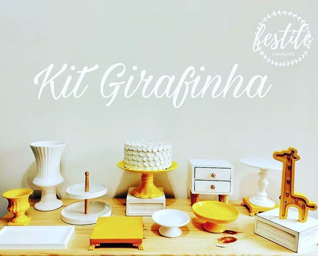 Kit Girafinha