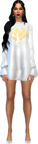 sweater dress wht Fendi.png