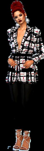 blazer dress or top RedBlkwht.png