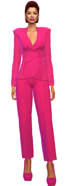 Blazer pants suit pk.png