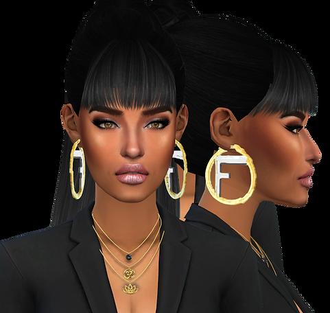 Fendi f earrings.png