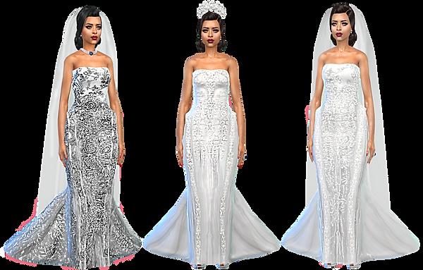 Wedding flare dress.png