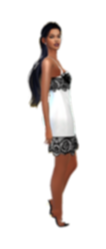 v heart lace night gown 01.png