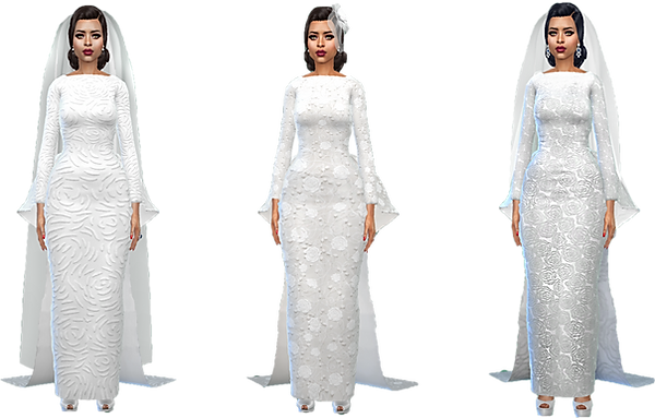 Wedding tails dress.png