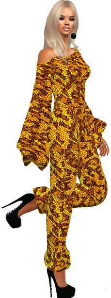Lace jumpsuit gold.png