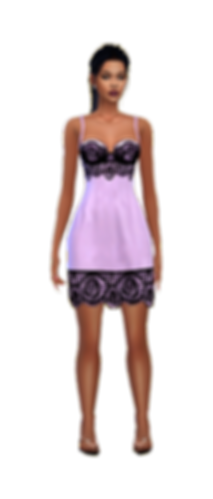 v heart lace night gown 02.png
