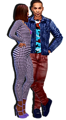 Joseph & Olivia bodysuit,jeanjacket B.pn