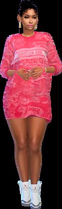 dior look tee dress.png