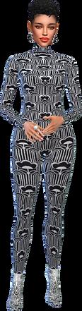 Prada look long john jumpsuit 0.png