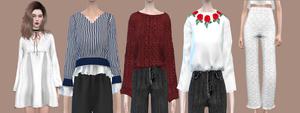 D4S Boho Dresses set of 10 - DOWNLOAD