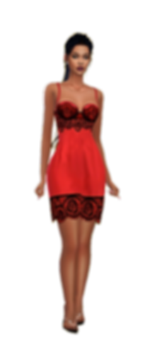 v heart lace night gown 04.png