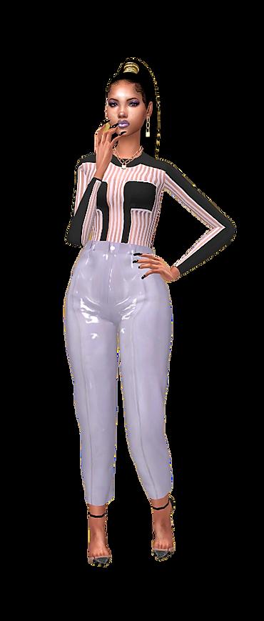 Stripe body top Lavender black.png