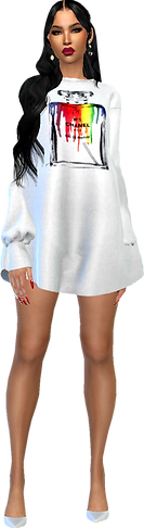 sweater dress wht chanel.png