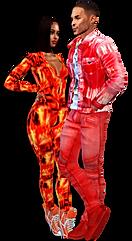 Joseph & Olivia bodysuit,jeanjacket C1.p