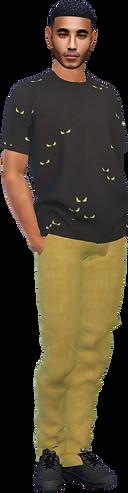 mens eye tee yellow pants.png