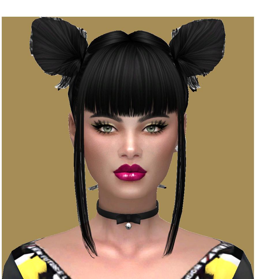 Ava - makeup, skin, and hair