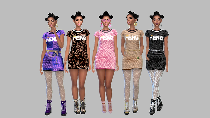 2018 fendi tshirt dress.png