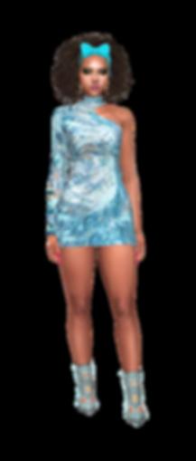 Short off shoulder dress 03.png