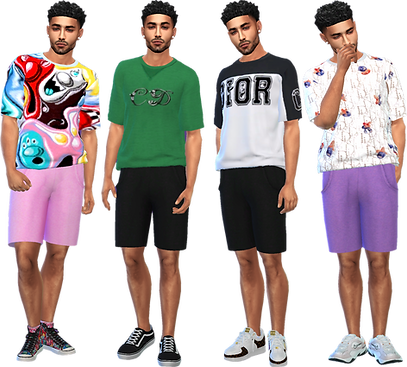 men's T and shorts.png