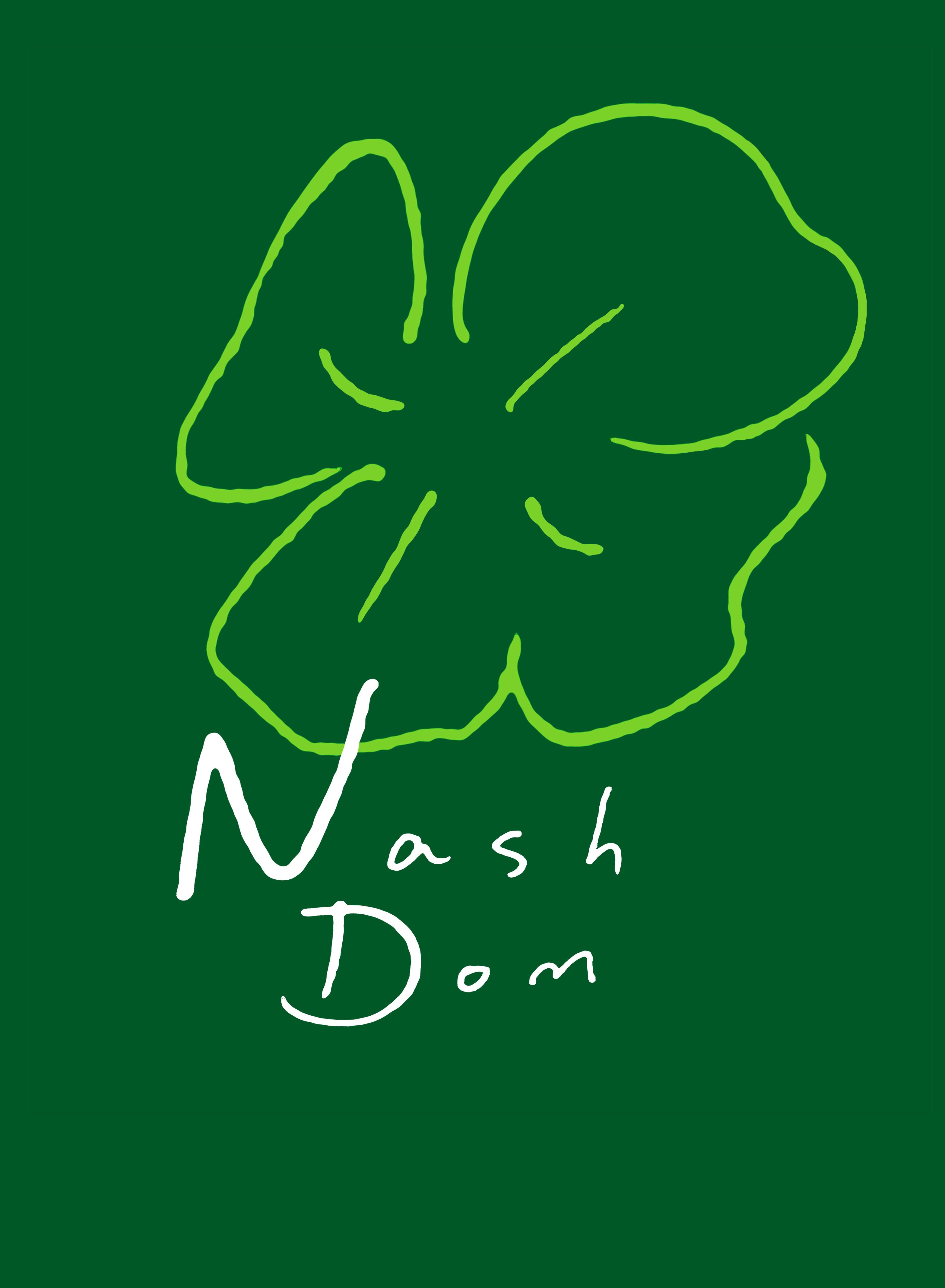 T-shirt voor zomerkamp Nash Dom